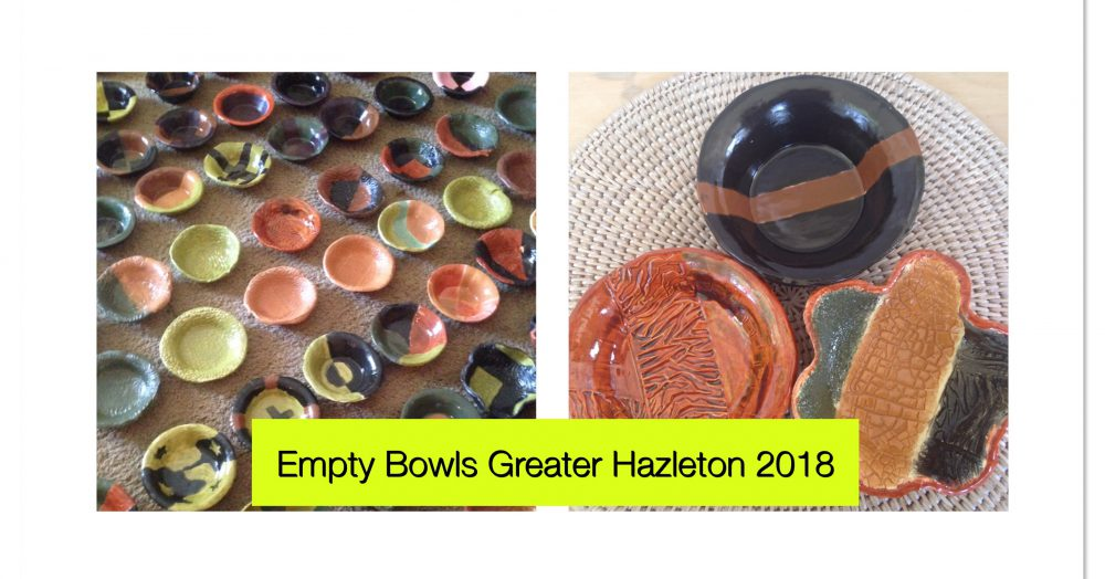 Empty Bowls Greater Hazleton